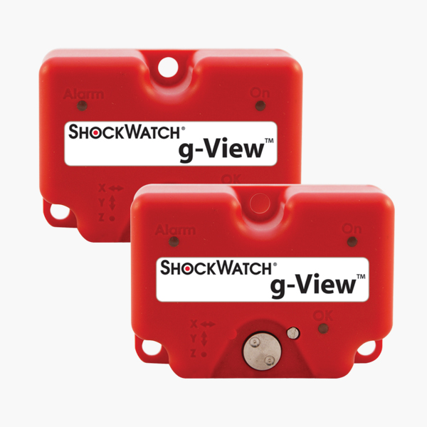 G-view shock logger