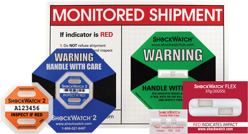shockwatch impact products
